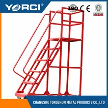 Aluminum tripod /triangle ladder for fruit picking