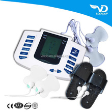 hot sale acupuncture tens machine,digital tens with sandals massager