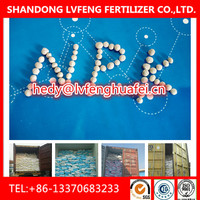 low price high quality chemical fertilizer npk17-17-17
