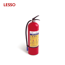 LESSO Simple Structure and Easy To Operate Top Seller Portable Dry Powder Extinguisher Fire Extinguisher