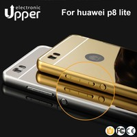 Metal bumper case for huawei p8 max p6 case,shockproof case for huawei p8