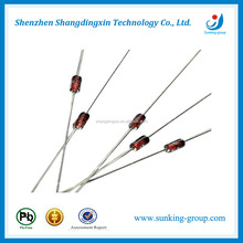 0.5w zener diode/led diode we can supply free samples
