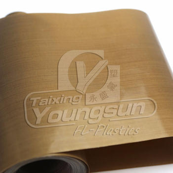 Heat resistance teflon release sheet transport sheet