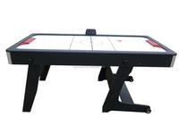 Folding Legs Push Powered Air Hockey Game Tables