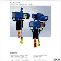 KUKDONG ELECTRIC CHAIN HOIST KD 1
