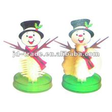 Christmas Toys magic paper snowman Standing snowman
