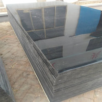 2016 hot sell geomembrane HDPE plate 100% virgin material