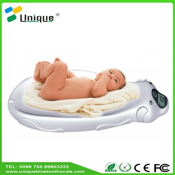 Voice weighing machine bluetooth grams smart care electronic infant baby scale china when born