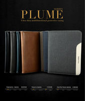 Original KLD Plume Series leather case for Ipad 2/3/4/Mini