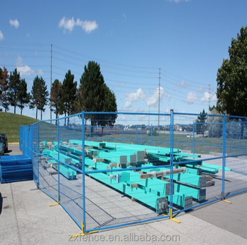temporary fencing Canada Temporary Fence Professional Manufacture