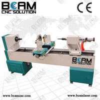 Wooden Chair Leg Making Machine CNC Wood Lathe BCM30030