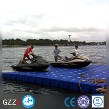 skid resistant surface floating docks and pontoon docks for the jet ski&boat for kayak