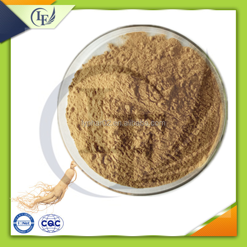 80% panaxoside Panax Ginseng Root Extract powder