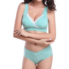 latest seamless mama bra Breastfeeding bra high quality nursing bra