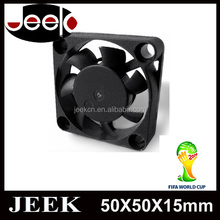 Hot cooling fan for popular 50*50*15mm dc solar fan mini squirrel cage fan