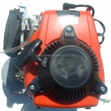 Bicycle with petrol engine/Moped bike kit/49cc 4 stroke Motorized bicycle kit gas engine
