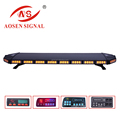 E-mark ECE E4 R65 New LED Vehicle Amber Police Lightbar for Fire Department