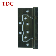 Custom made heavy Fan-shaped pivot hinge for wooden door
