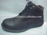 Men leather shoes leather footwear MA09