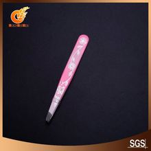 Elementary fine point tweezers/custom logo tweezers(ET10021)