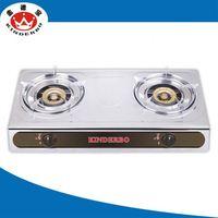 2 burner High quality electrical igniter gas infrared burner