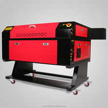60W CO2 Laser Engraving Machine ,Laser Engraver for wood, acrylic, MDF, leather, paper