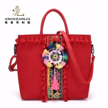 Alibaba China Ethnic Style Hand Bags for Woman <strong>Fashion</strong> and Cheap Lady Hand Bag
