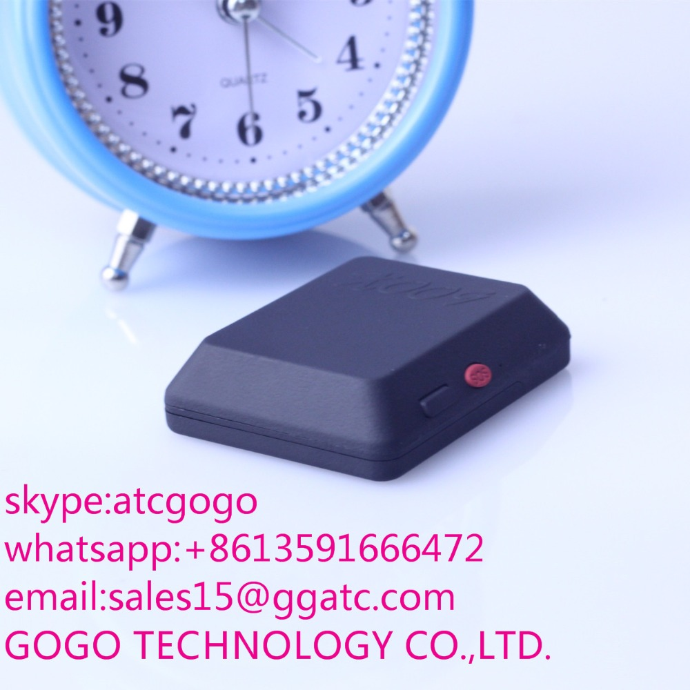 Coin size sim card tracking 3g gps tracker X009