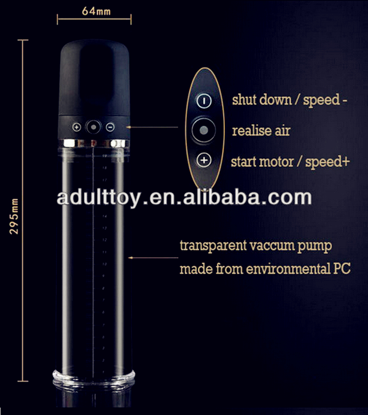 Sex Products Newest Luoge II penis enlargement vacuum pump penis enlargement pump penis pump sex toy for man sex toys for boys