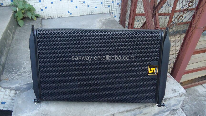 "Single 15"" Compact Portable Mobile Speakers Professional"