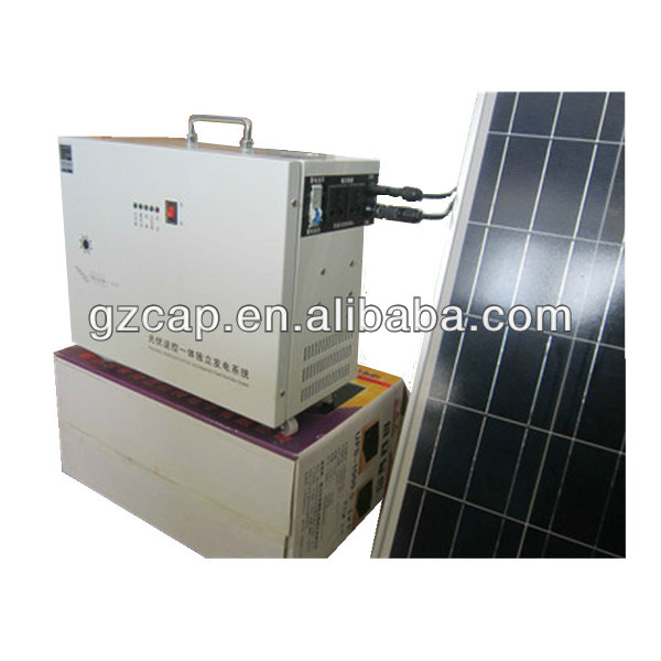 Factory direct home solar electricity generation system