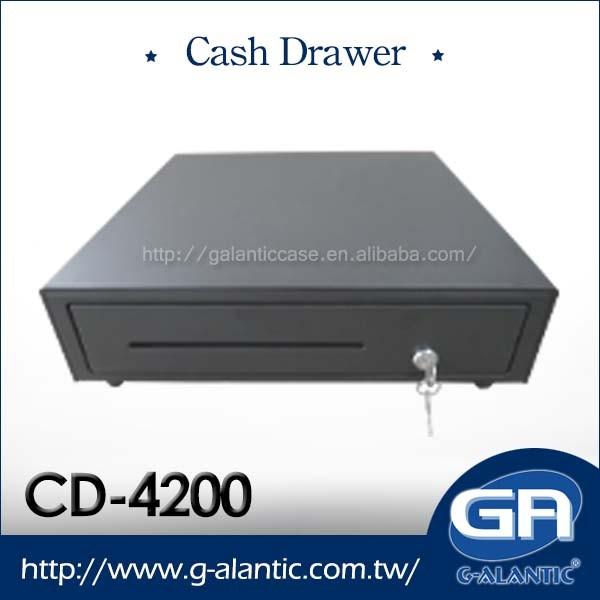 POSCD-4200 - Metal POS Cash Drawer; Cash Register Drawer; Cash Box