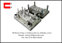Injection Plastic Moulds Molding And ABS
