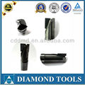 carbide brazed end mill cutters