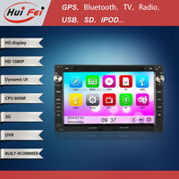 huifei Wince car GPS Navigation with steering wheel control,3G,Wifi for VW Jetta (1999-2005),Polo (2000-2007) ,Bora (2000-2009 )