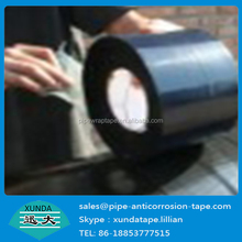Double side 3ply buried pipeline tape for underground steel pipeline