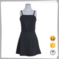 Best selling Fashion girl party wear model western dress