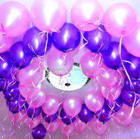 10inch 1.5g Multi Color Pearl Latex Balloons Party Supplies Decoration
