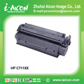 Compatible for hp 15x c7115x toner cartridge