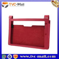Slim Leather Case Shell for Lenovo YOGA B8000 10-inch Tablet - Red