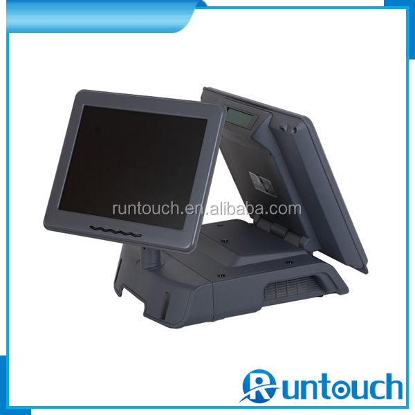 Runtouch RT-6700B New EPOS Gprs wifi ethernet loyalty card pos system with smart card msr nfc