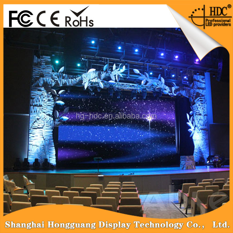 HD Indoor Rental P3.91 P4.81 Led Display xxx Sex Video Made In China
