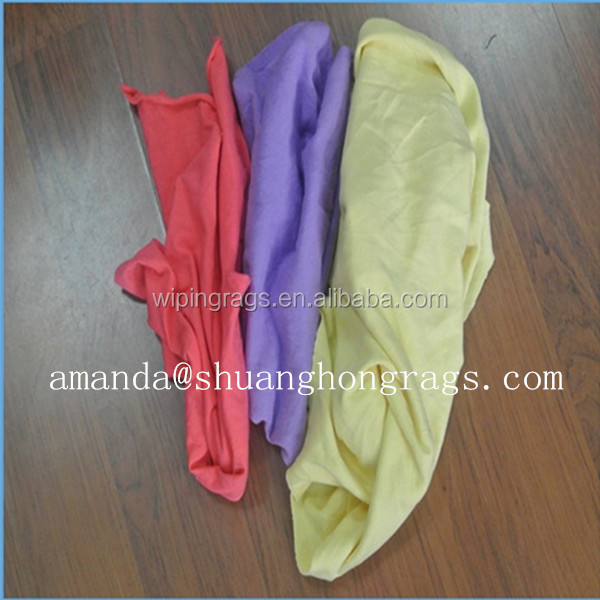 Good sale industrial cotton wiping rags