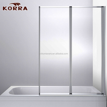 Foshan factory cheap modern multifunction shower enclosure glass shower screen for shower