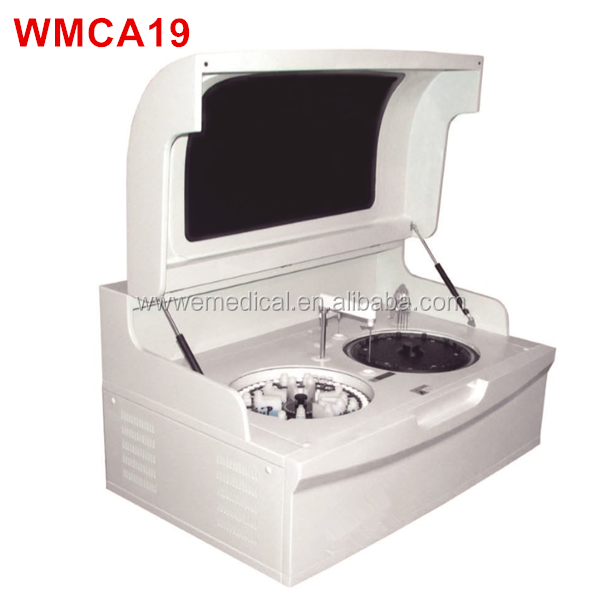 WMCA19 Medical products fully automatic biochemistry analyzers