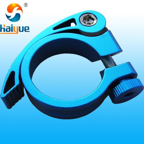 Hot sell alloy6061 seat clamp for BMX frame parts factory