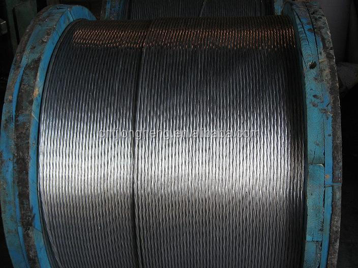 Factory direct sales Zinc coating steel strand wire