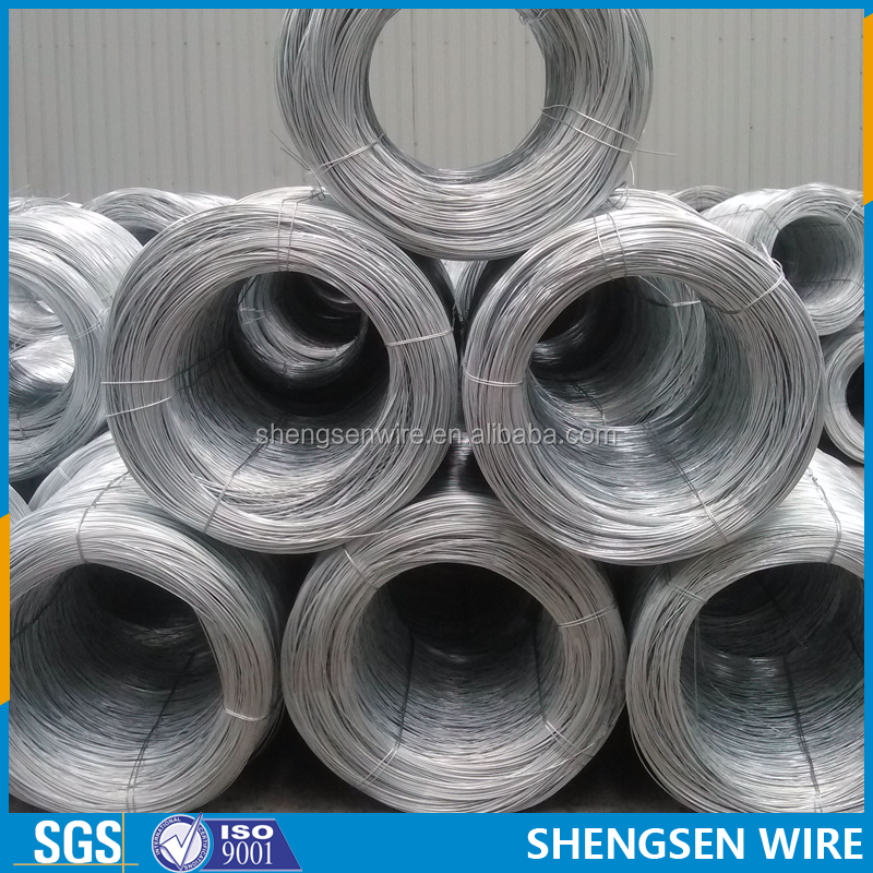 9# gauge low carbon annealed gi steel wire