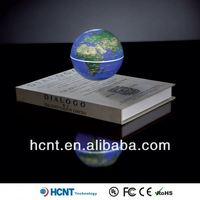 New Invention ! Maglev floating Globe for Promotion Gift ! promotional gift plastic bookmark