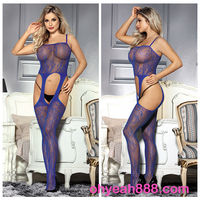 Four Color Two Size Wholesale Sexy Full Body Stocking